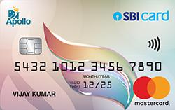 Apollo SBI Card