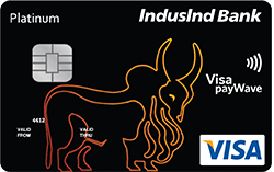 Indusind Platinum Credit Card